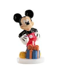 Sviečka Disney - Mickey Mouse 3D